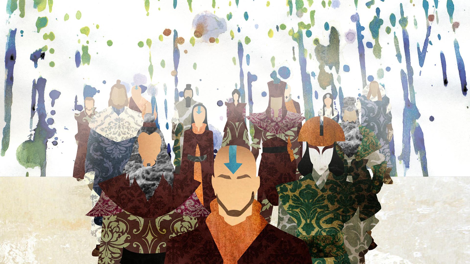 Avatar Aang Wallpaper Hd Legend Of Korra Wallpaper Hd 70 Images