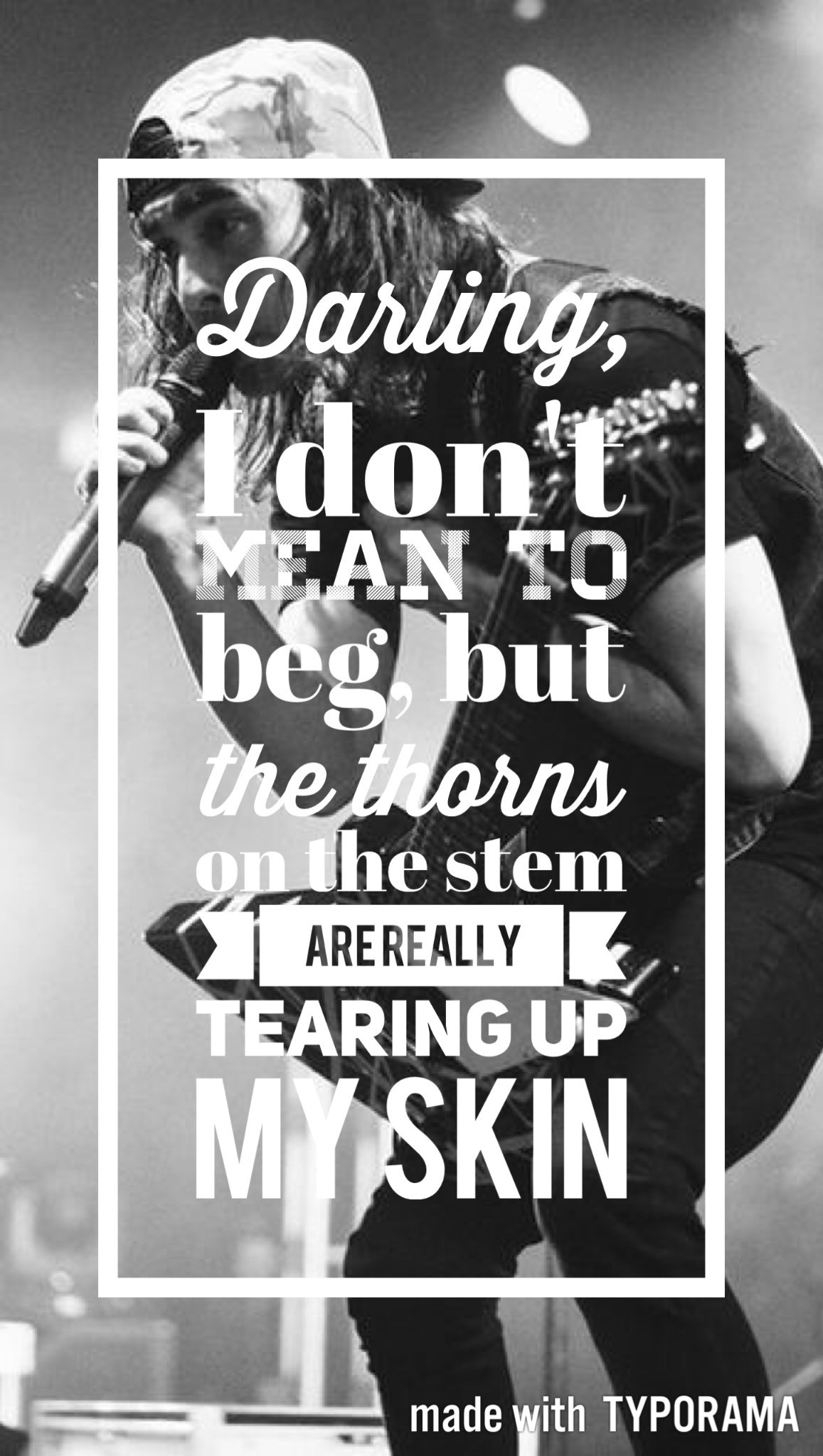 Falling In Reverse Wallpapers For Iphone 5 Black Veil Brides Iphone Wallpaper 75 Images