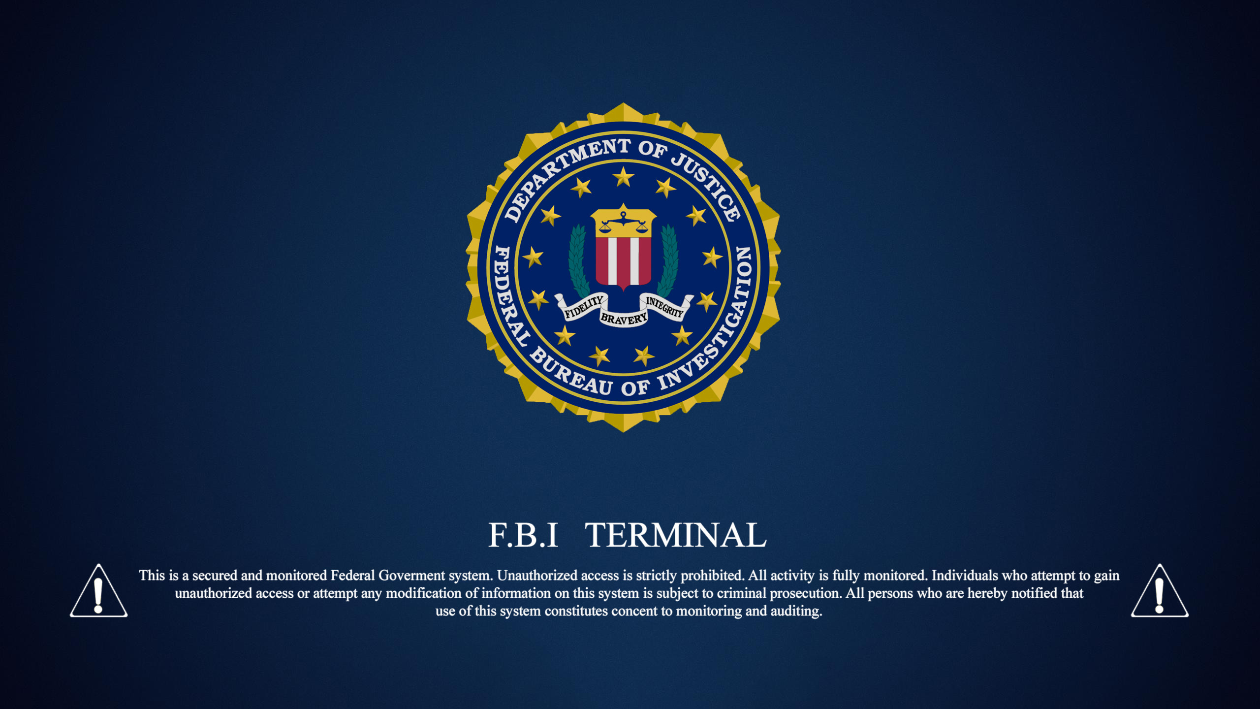 Amazing Computer Wallpapers Quotes Fbi Wallpapers Hd 65 Images