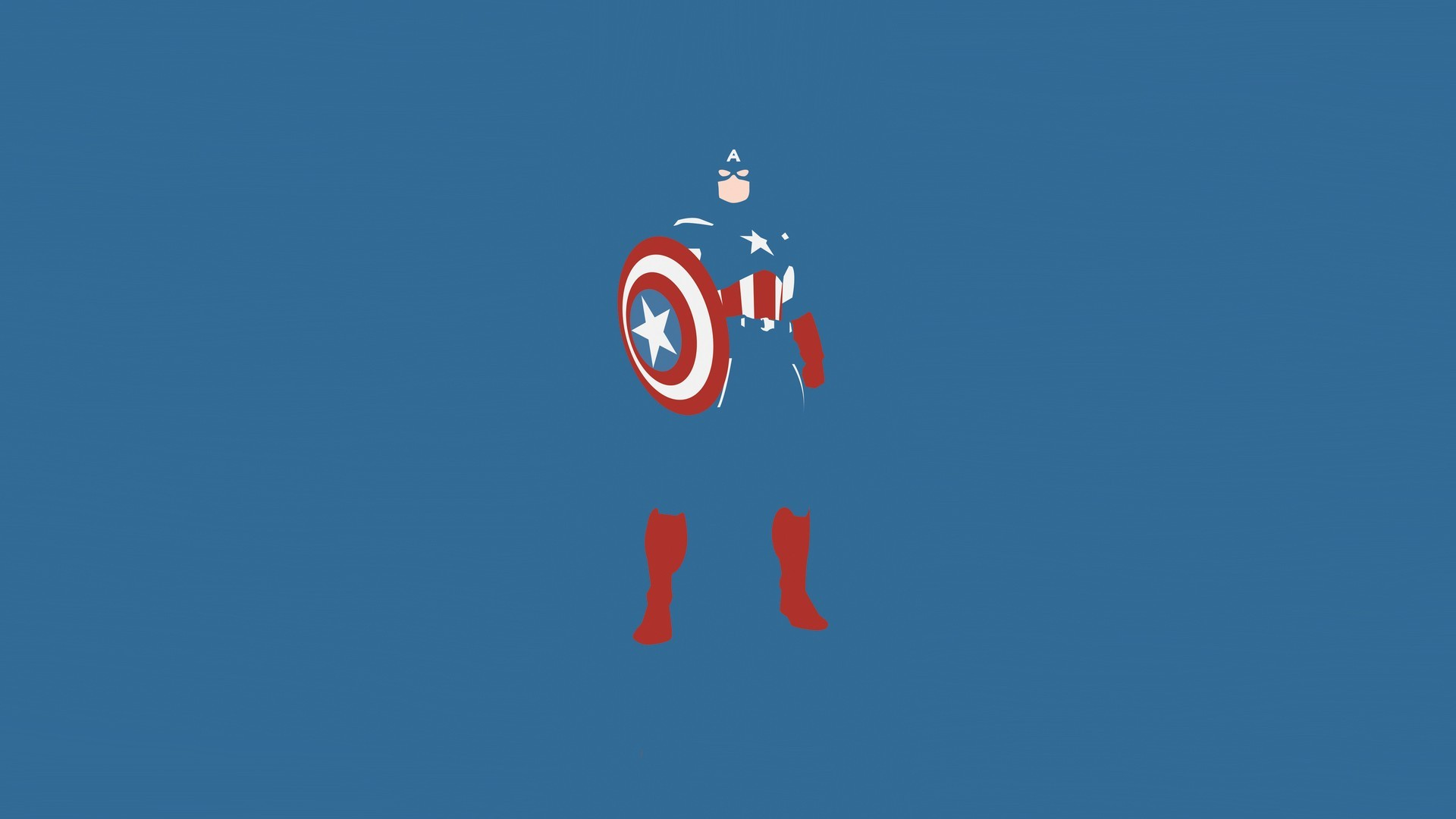 Sci Fi Iphone Wallpaper Captain America Minimalist Wallpaper 75 Images