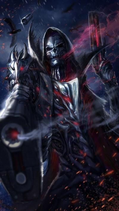 Badass Grim Reaper Wallpaper (68+ images)