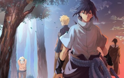 Naruto vs Sasuke Wallpaper (57+ images)