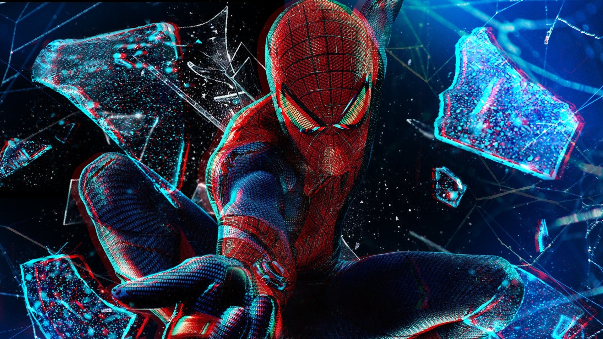 Spider Man 3d Live Wallpaper Pc 3d High Definition Wallpapers 67 Images