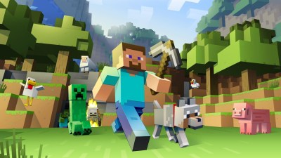 Funny Minecraft Backgrounds (68+ images)