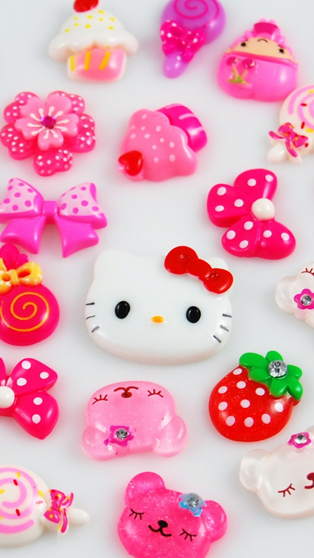 Cute Ipod Wallpapers For Walls Hello Kitty Wallpaper For Iphone 72 Images