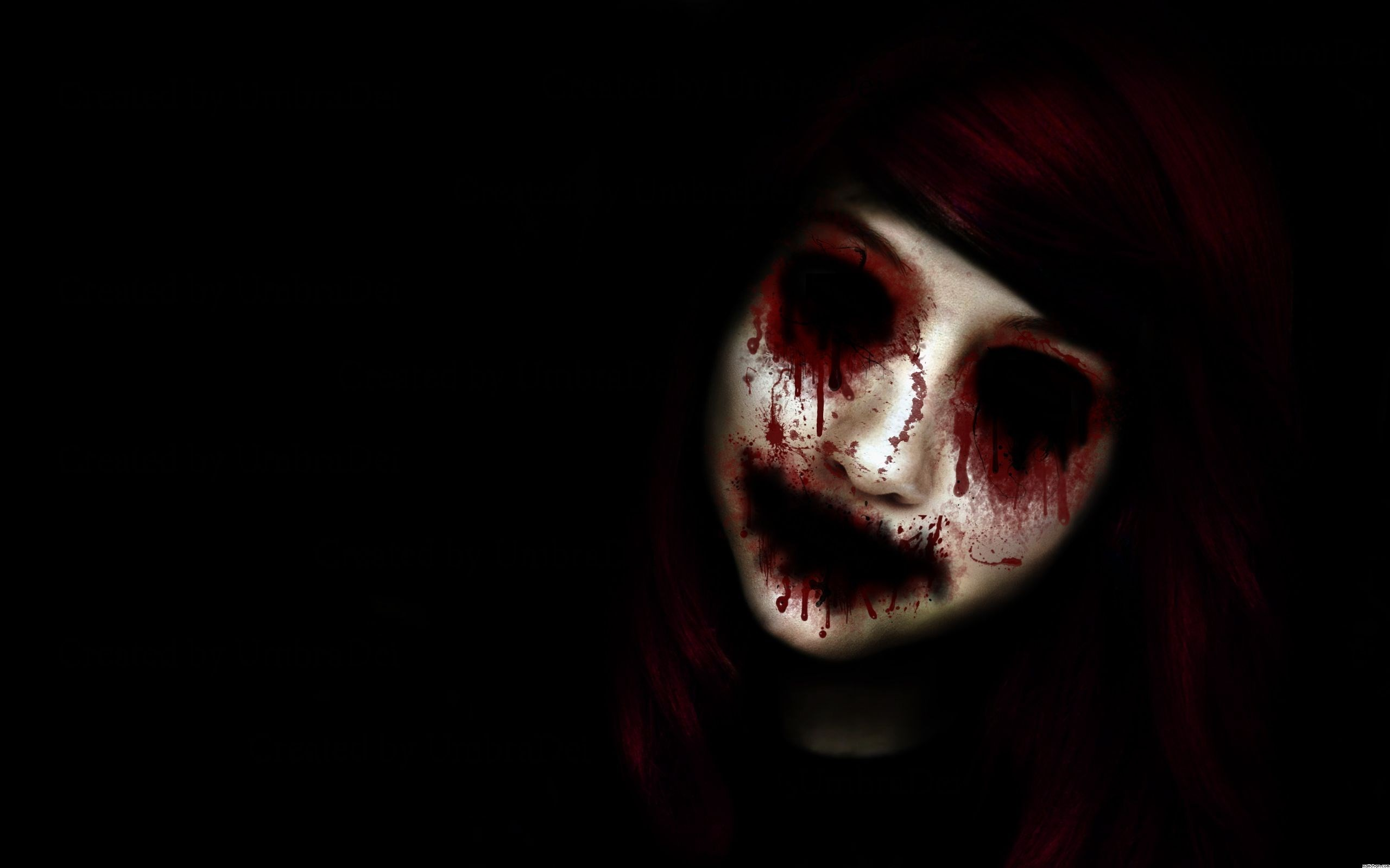 Hd Anime Girl Wallpapers 1080p Scary Clown Hd Wallpaper 73 Images