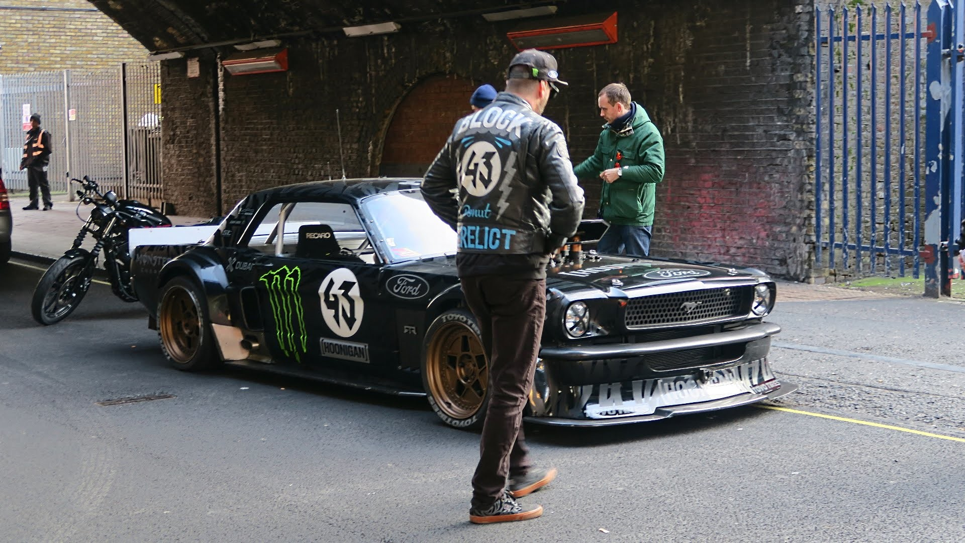 Gymkhana 7 Car Wallpaper Ken Block Mustang Wallpaper 78 Images
