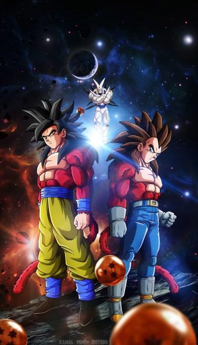 Goku Phone Wallpaper (63+ images)