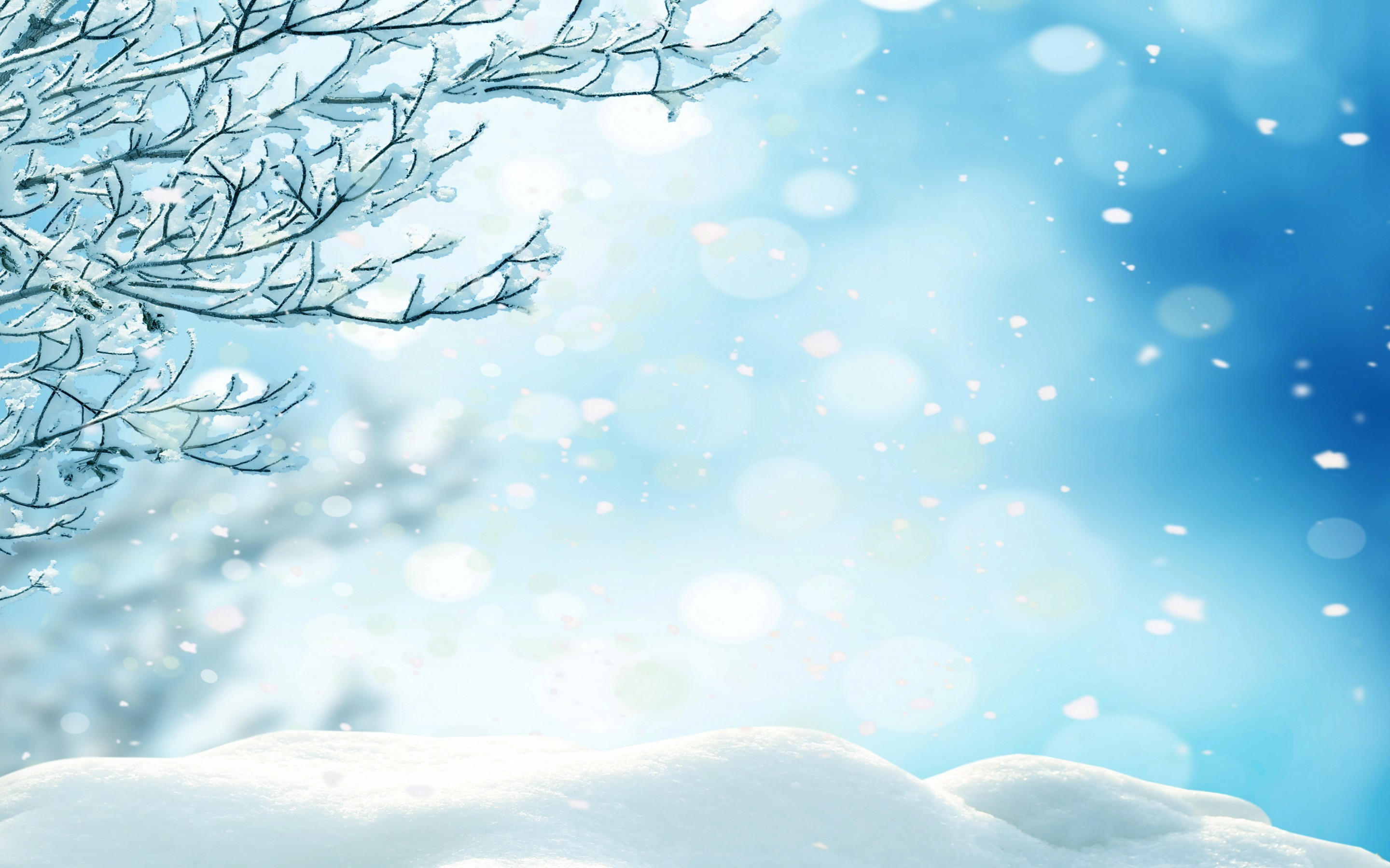 Disney 3d Wallpapers Free Winter Snowflakes Wallpaper 42 Images