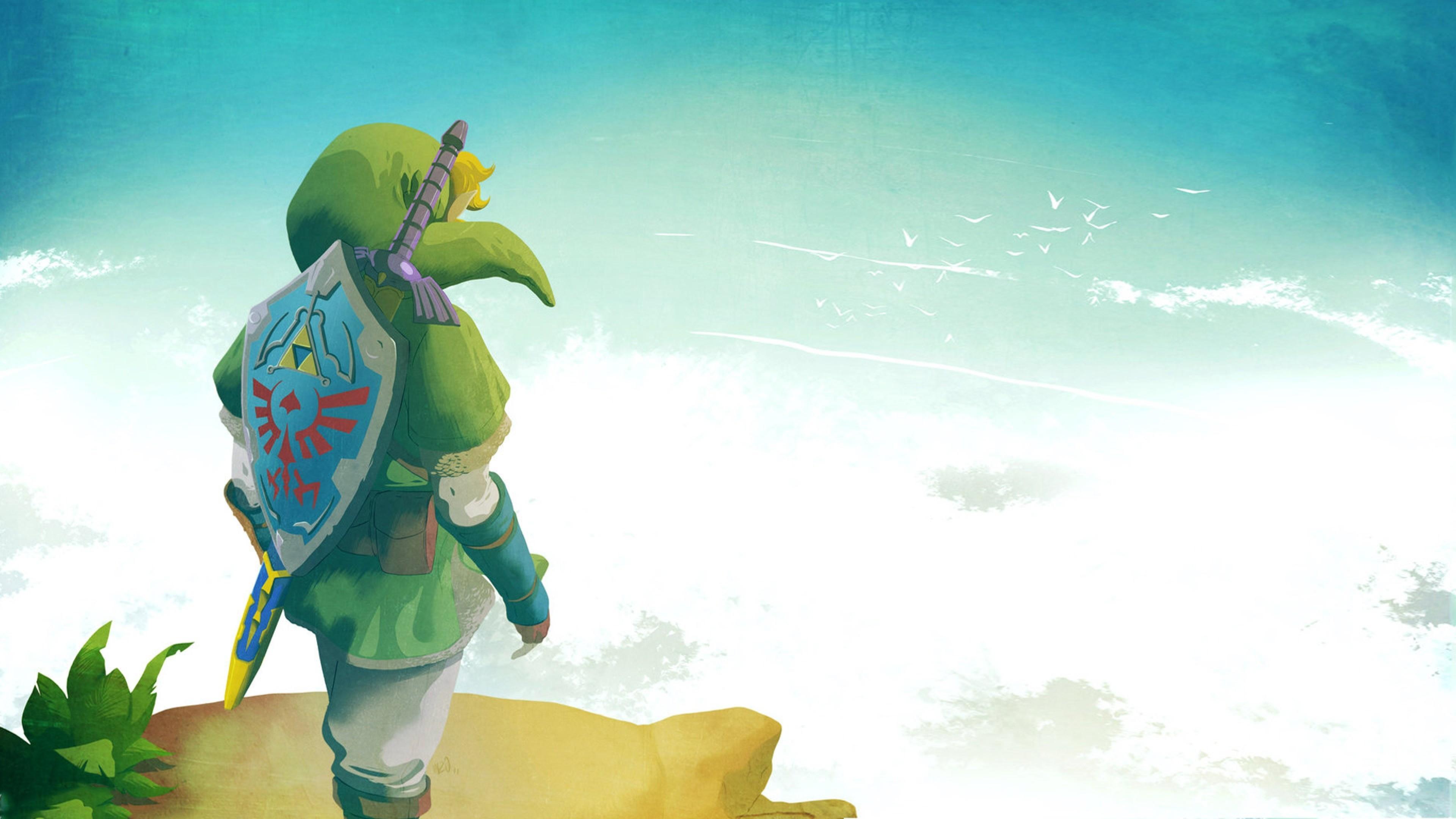 Legend Of Zelda Breath Of The Wild Wallpaper Hd Zelda 4k Wallpaper 67 Images