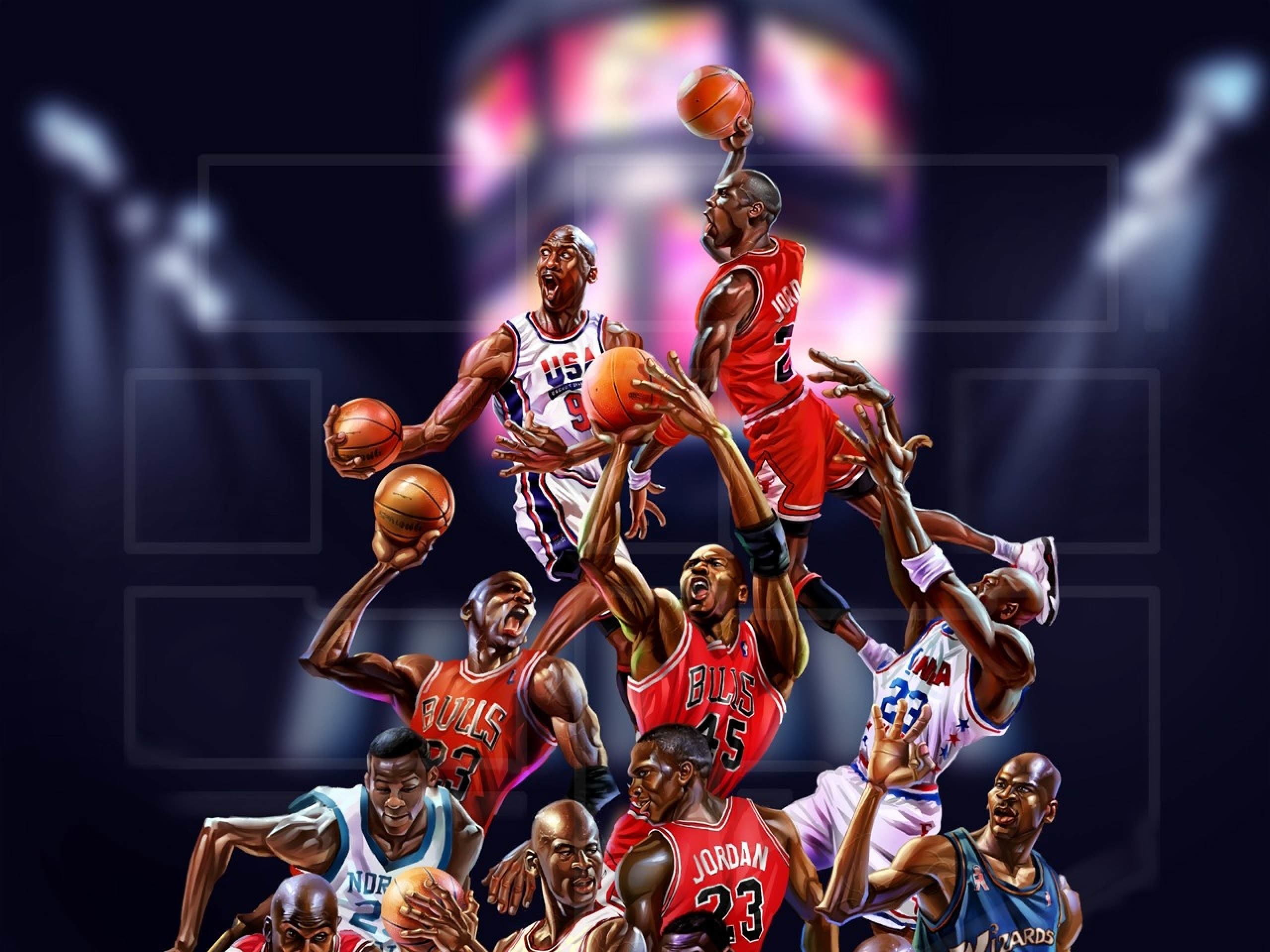 White Iphone 5 Wallpaper Hd Michael Jordan Live Wallpaper 67 Images
