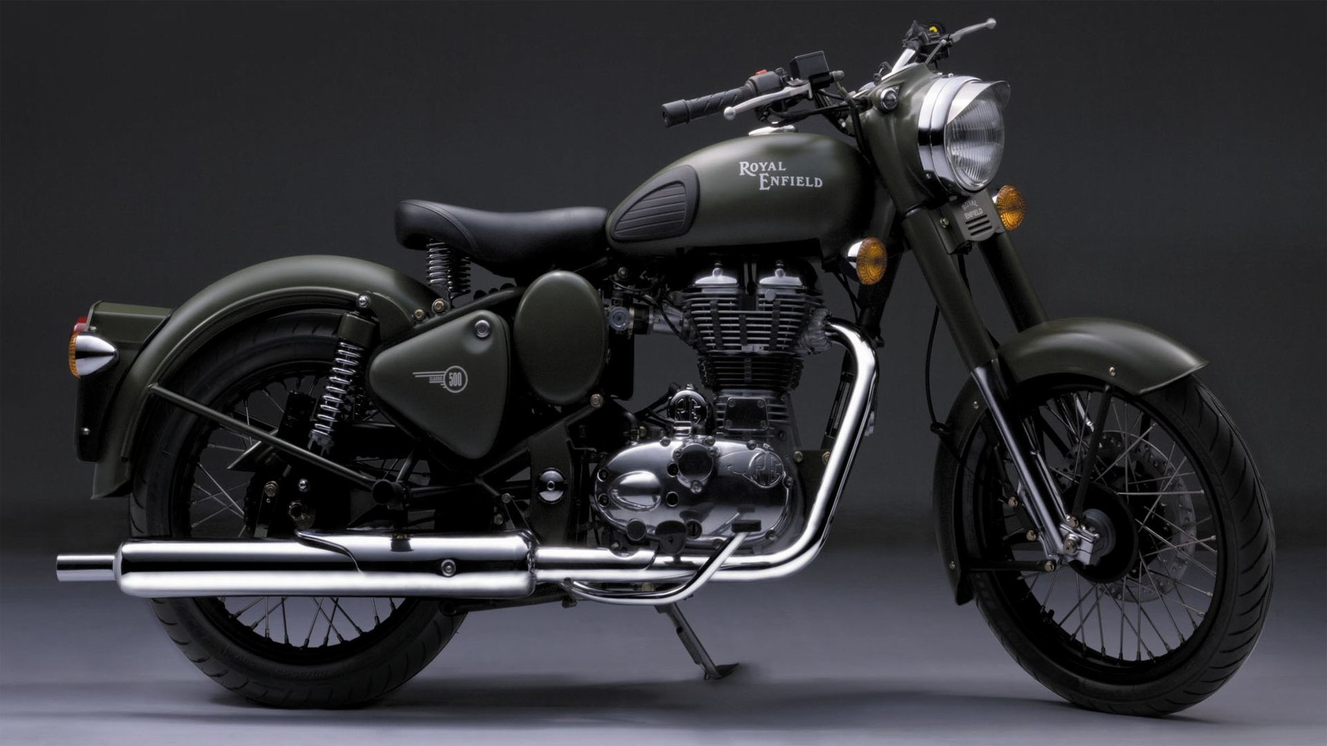 Bullet 350 Hd Wallpaper Royal Enfield Wallpapers 67 Images