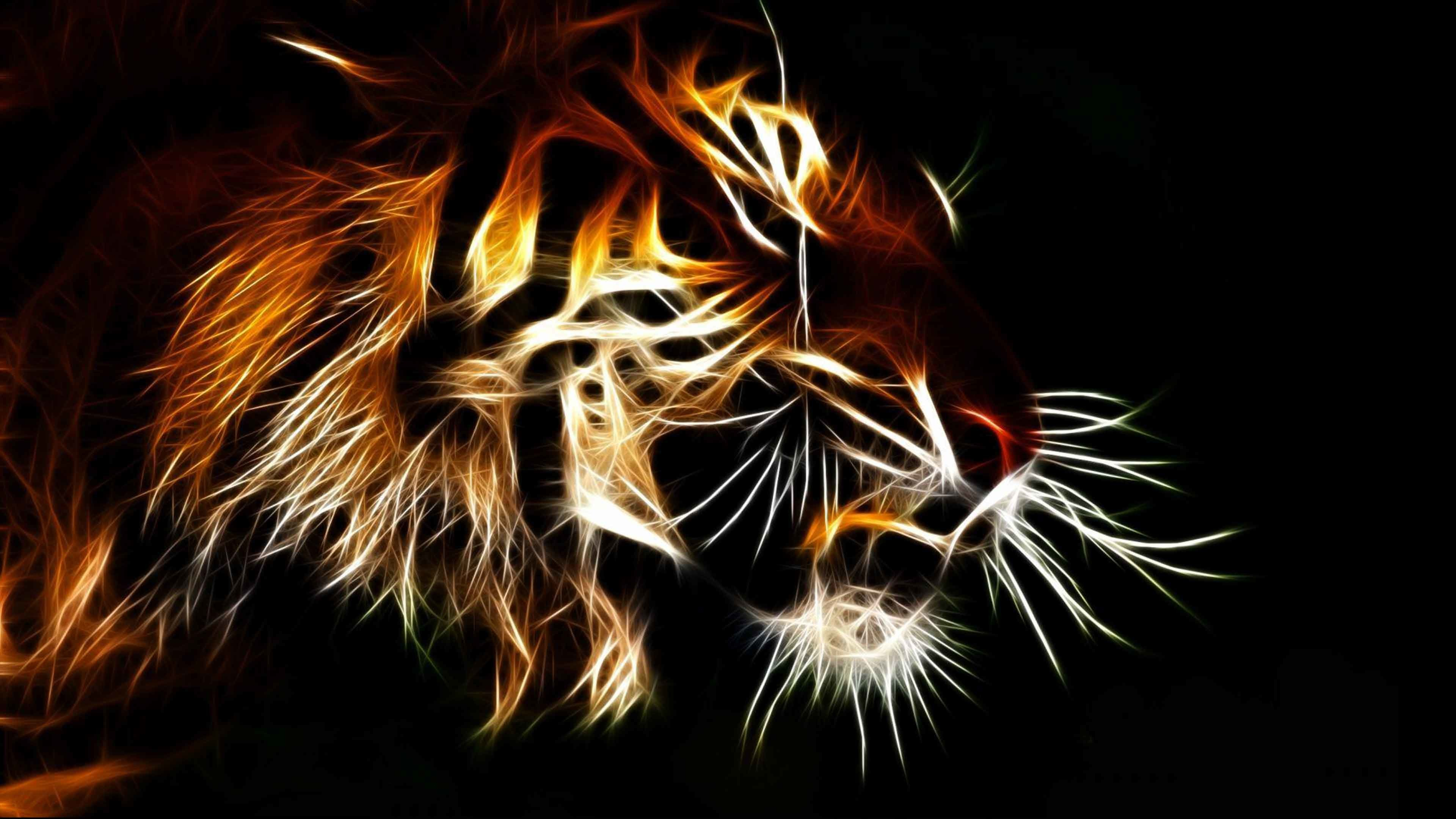 Animal Wallpaper Full Hd Animated Tiger Wallpaper 56 Images