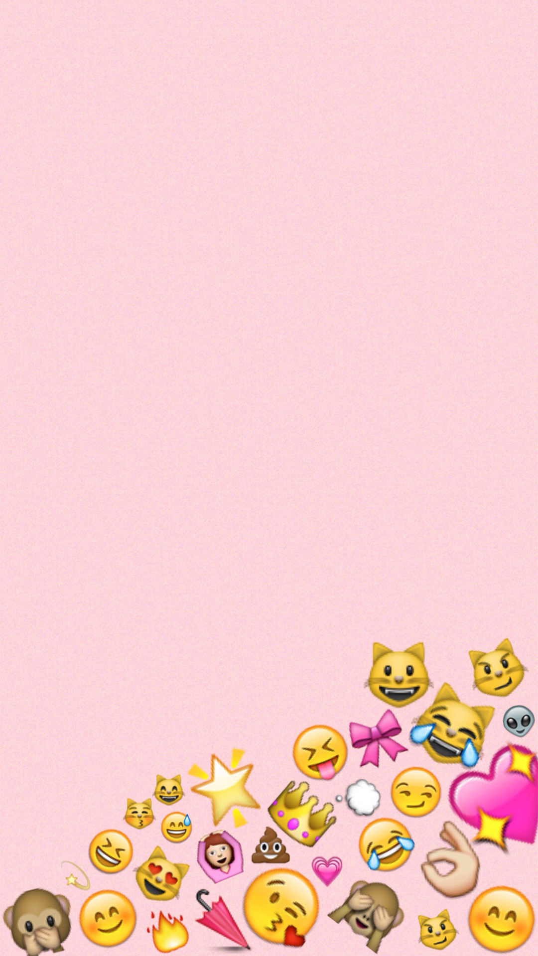 Cute Wallpapers Iphone 6 Plus Monkey Emoji Wallpaper 46 Images