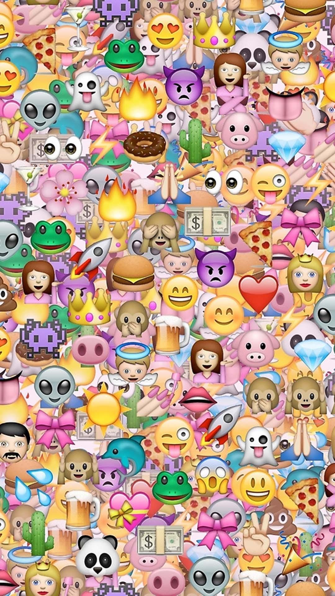 3d Wallpaper App For Iphone Emoji Computer Wallpaper 66 Images