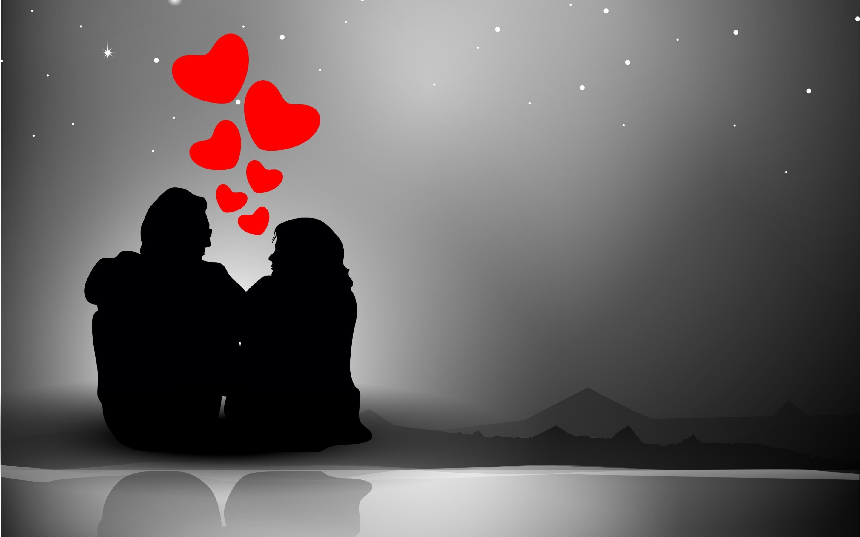 Cute Couples Wallpapers Full Hd Love Hearts Background 41 Images