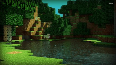Minecraft Backgrounds (80+ images)