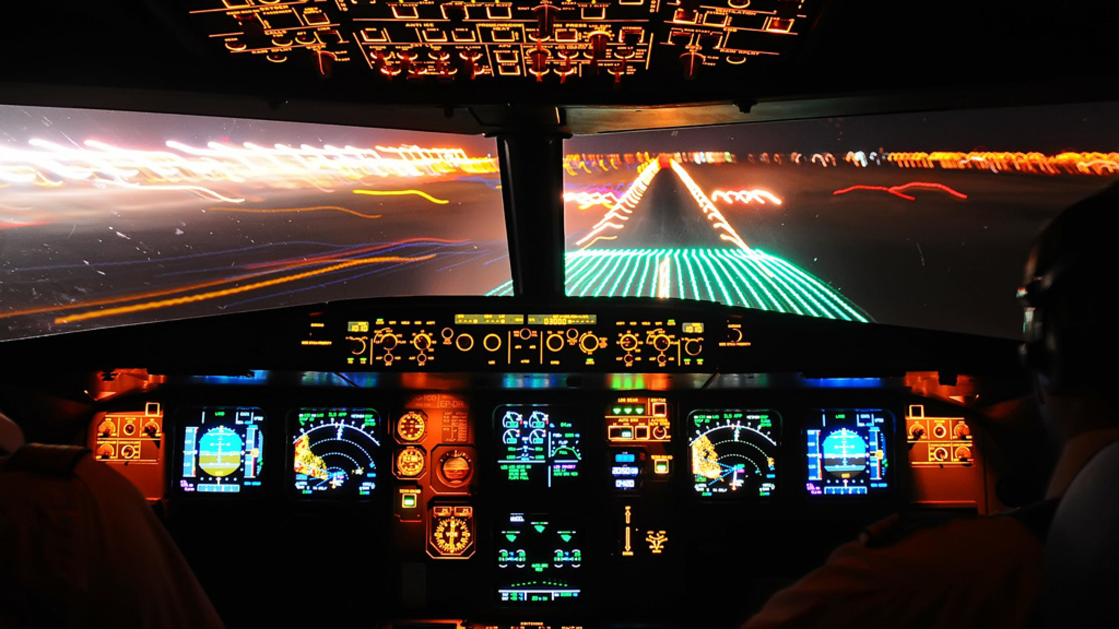 Airplane Cockpit Wallpaper 68 Images