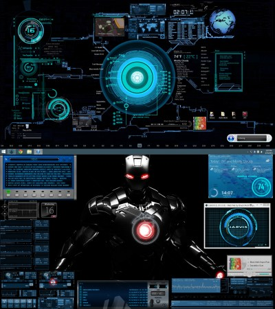 Iron Man Jarvis Live Wallpaper (78+ images)