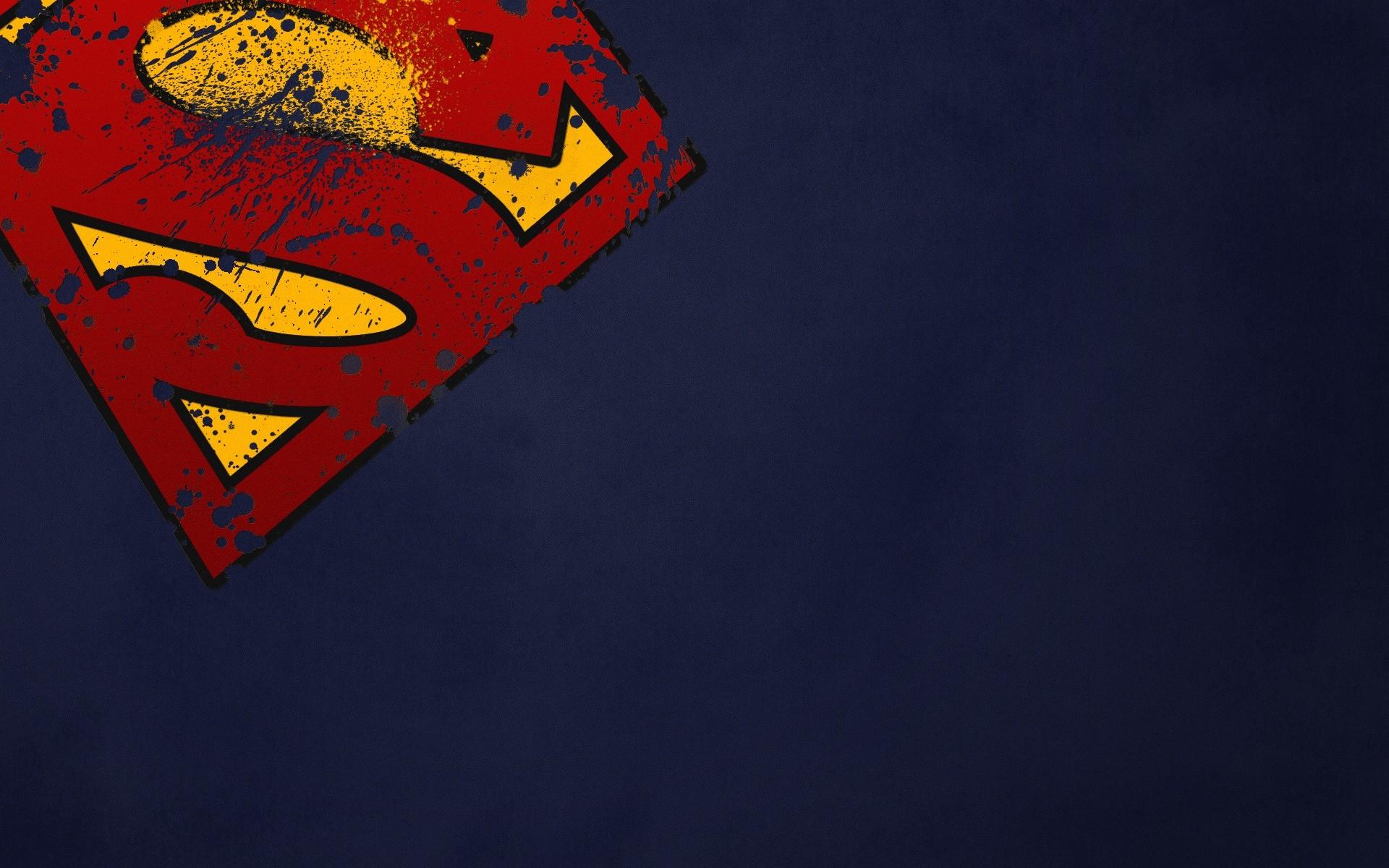 1920x1200 Superman Logo HD Wallpaper 1920x1080