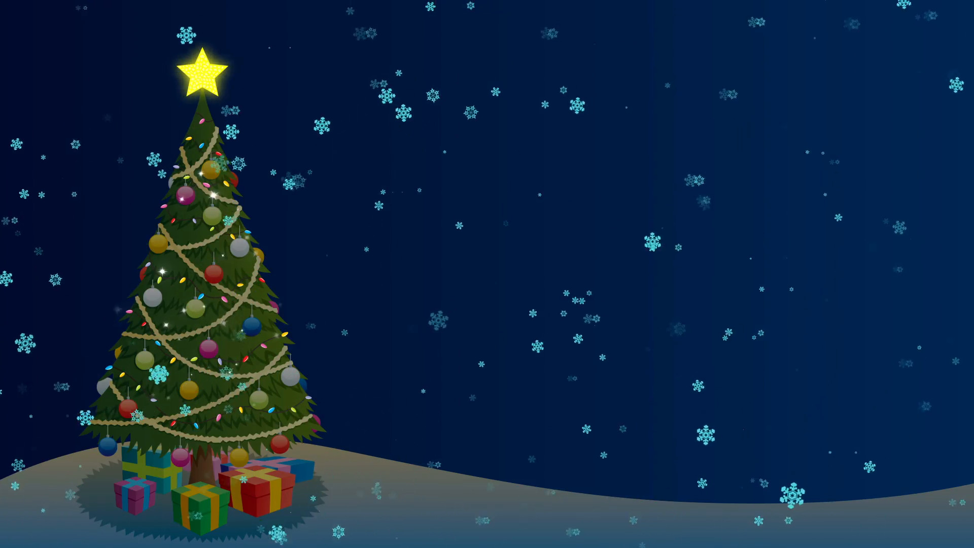 Supreme Wallpaper Girl Cartoon Snowy Christmas Backgrounds 48 Images