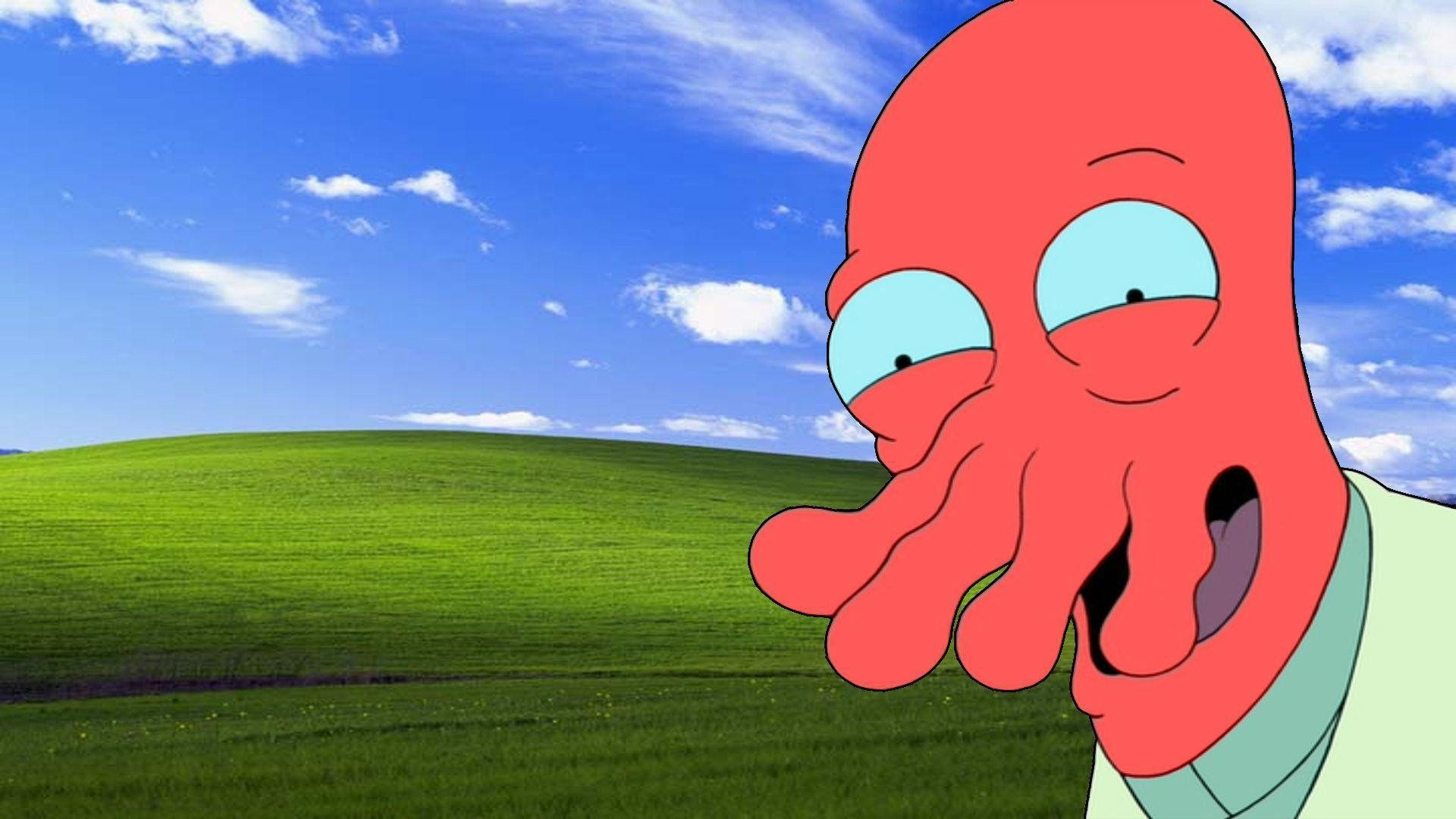 Horror Hd Wallpapers 1366x768 Dr Zoidberg Wallpaper 65 Images