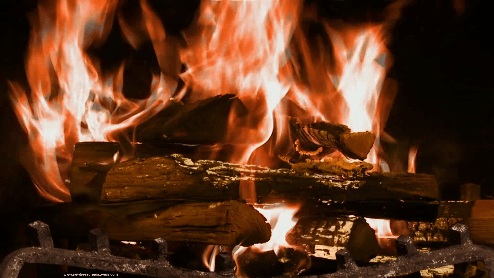 3d Moving Fireplace Wallpaper Fireplace Wallpaper 57 Images