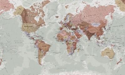 World Map Screensaver Wallpaper (56+ images)