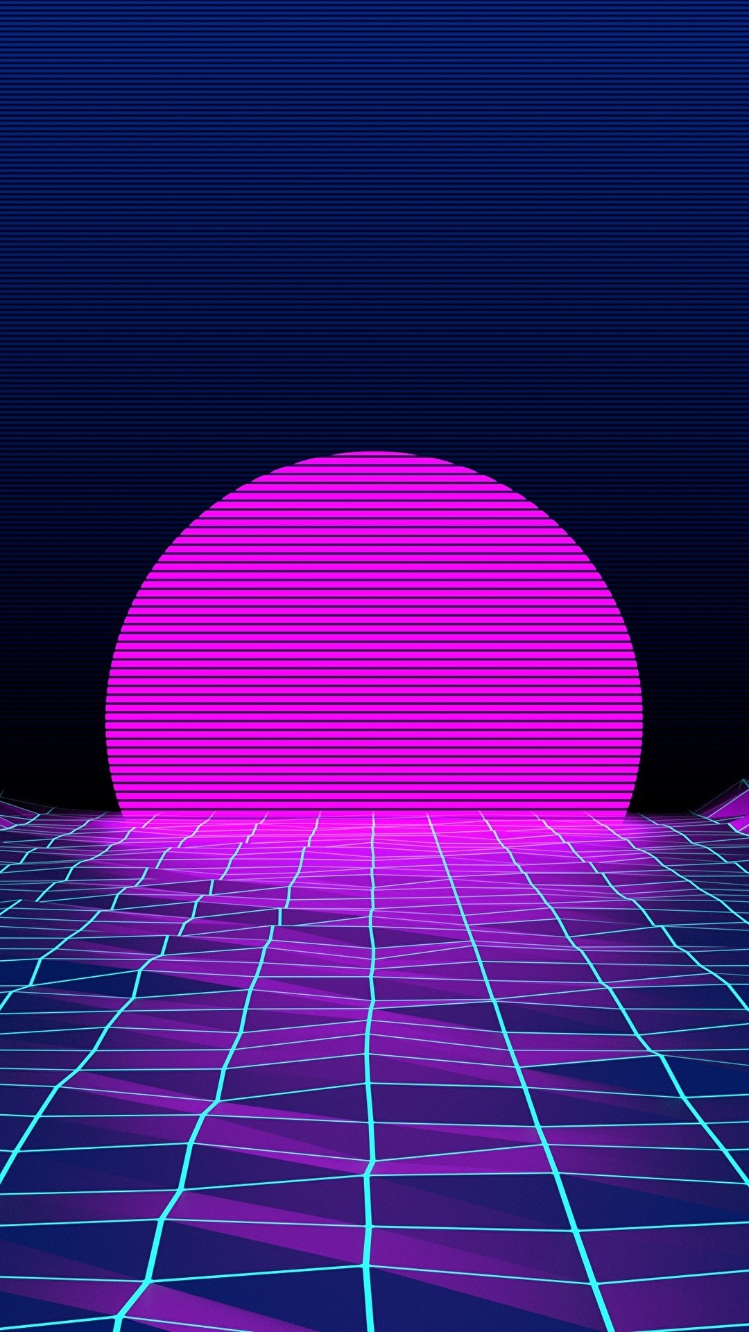 1920 Car Synthwave Wallpaper Retro 80s Wallpaper 66 Images