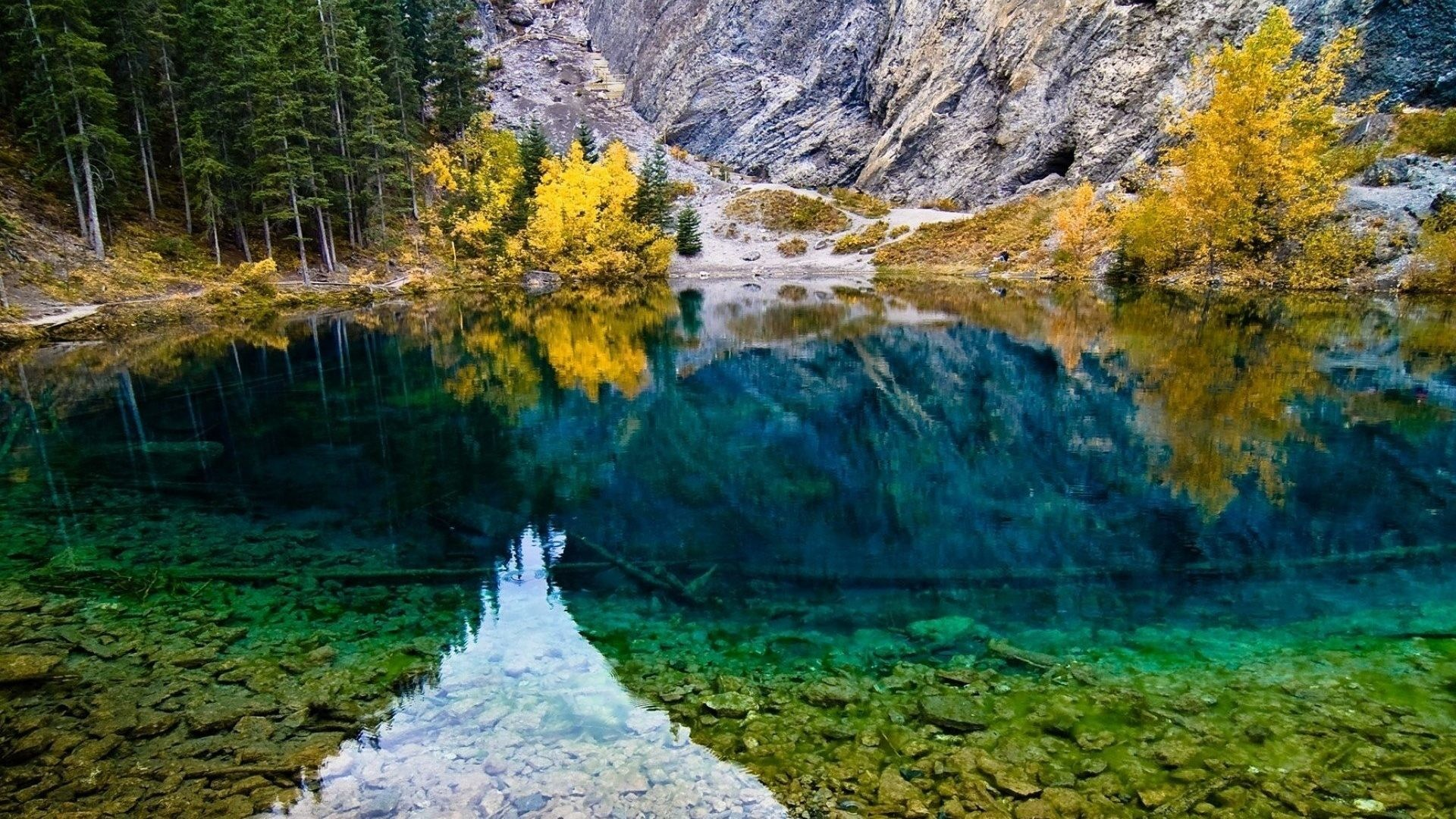 Beautiful Fall Paintings Wallpapers Hd Fall Mountain Wallpaper 41 Images