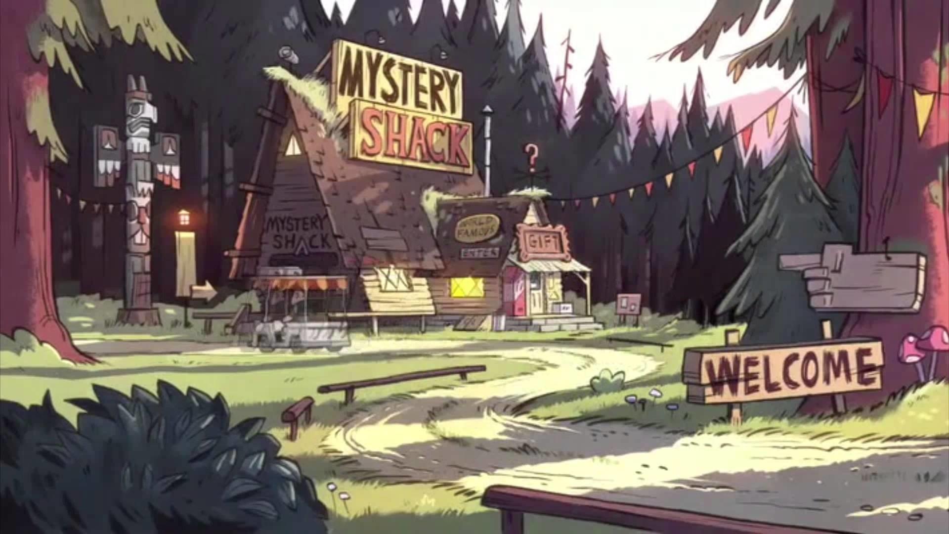 Gravity Falls Wallpaper Full Hd Gravity Falls Hd Wallpaper 65 Images