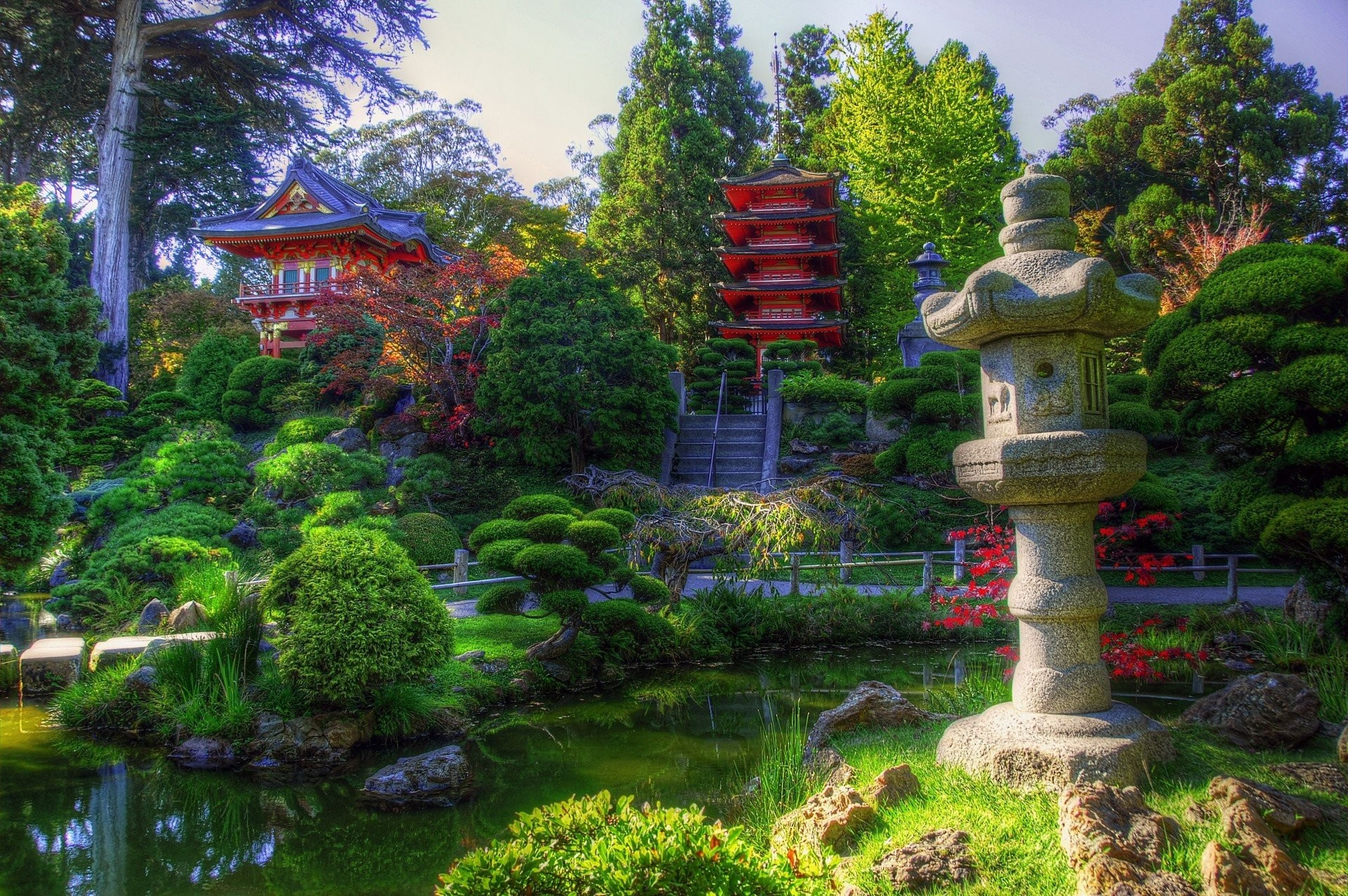 Wallpaper Japanischer Garten Japanese Garden Hd Wallpaper 57 43 Images