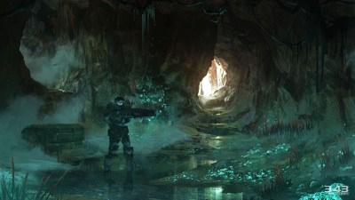 Halo Concept Art Wallpapers HD (73+ images)