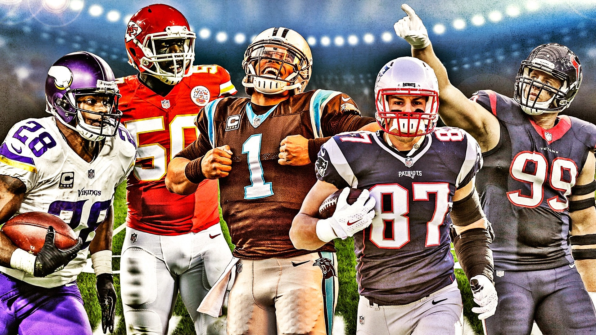 Nfl Cool Nfl Players Wallpapers 66 43 Images