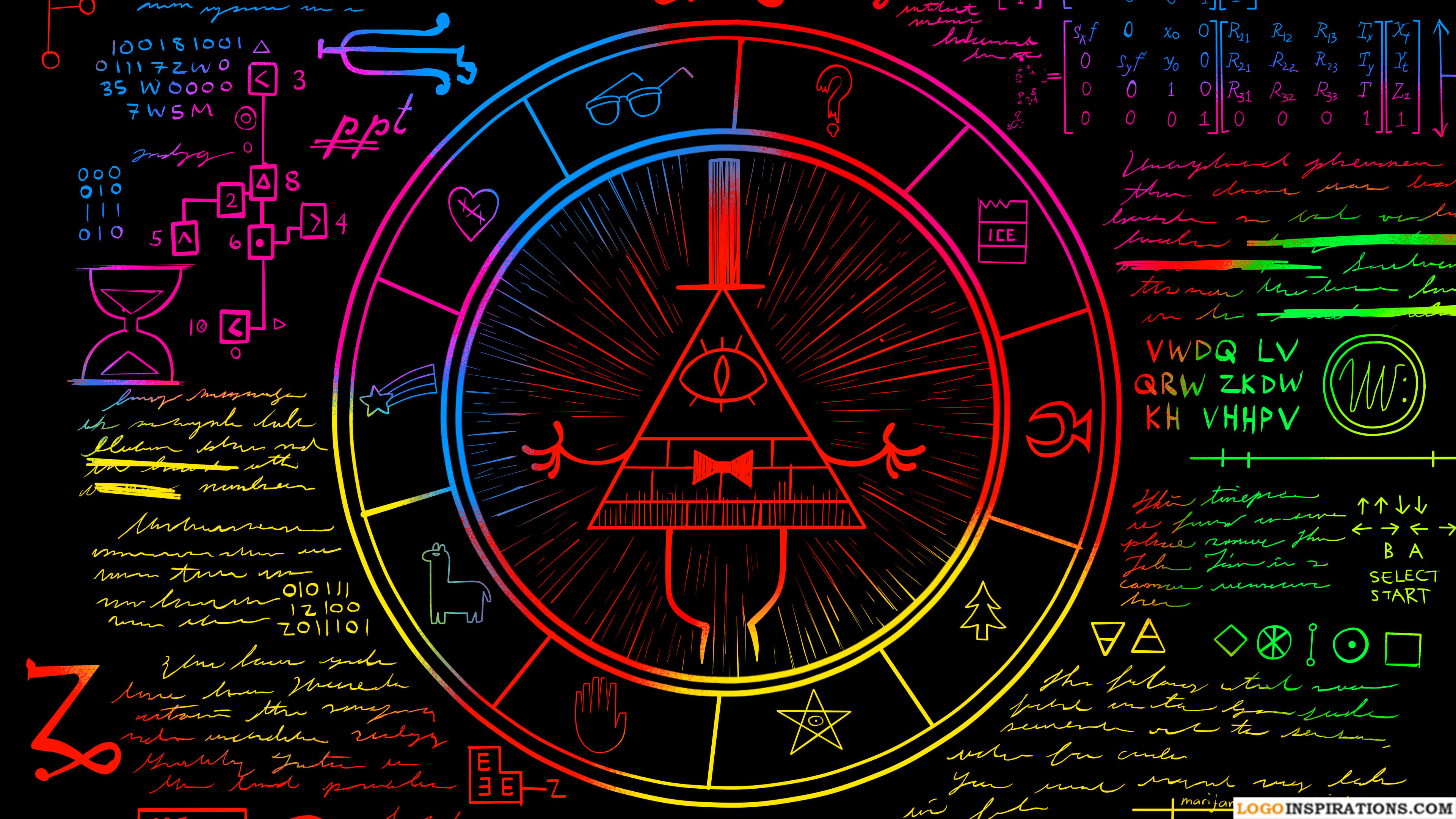 Gravity Falls Wallpaper For Android Wallpaper Lv 65 Images