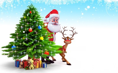 Santa Wallpapers Backgrounds (57+ images)