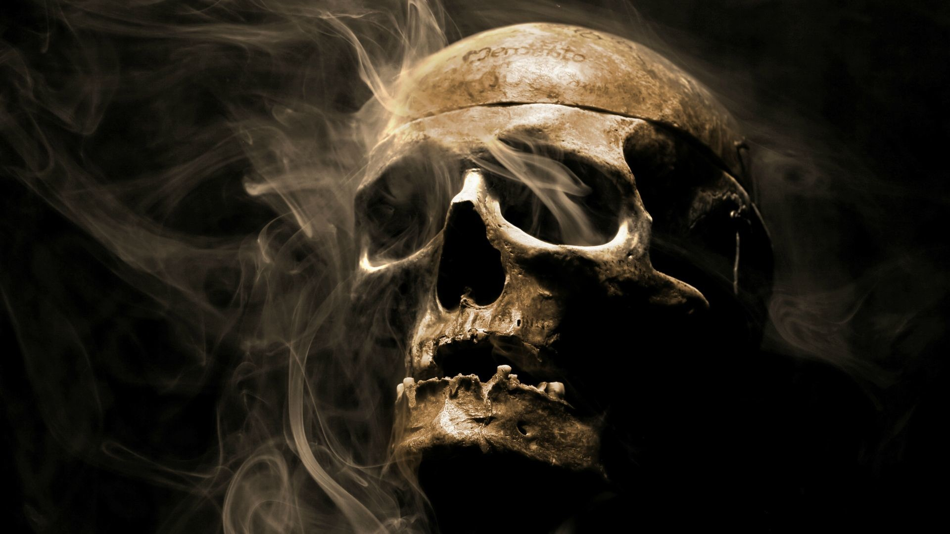 3d Full Hd Wallpapers Free Download Horror Skull Wallpapers 44 Images