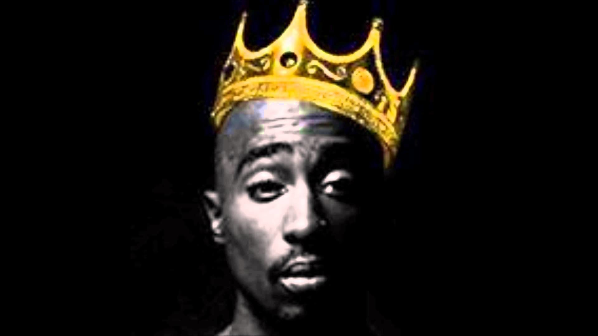 Supreme Girl With Crown Wallpaper Drawing Tupac Wallpapers 73 Images