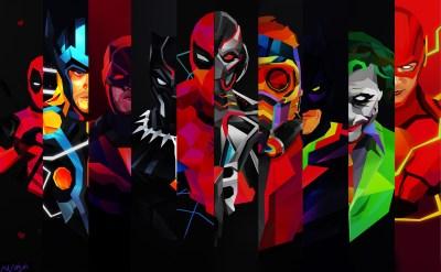 Best Superhero Wallpapers (60+ images)