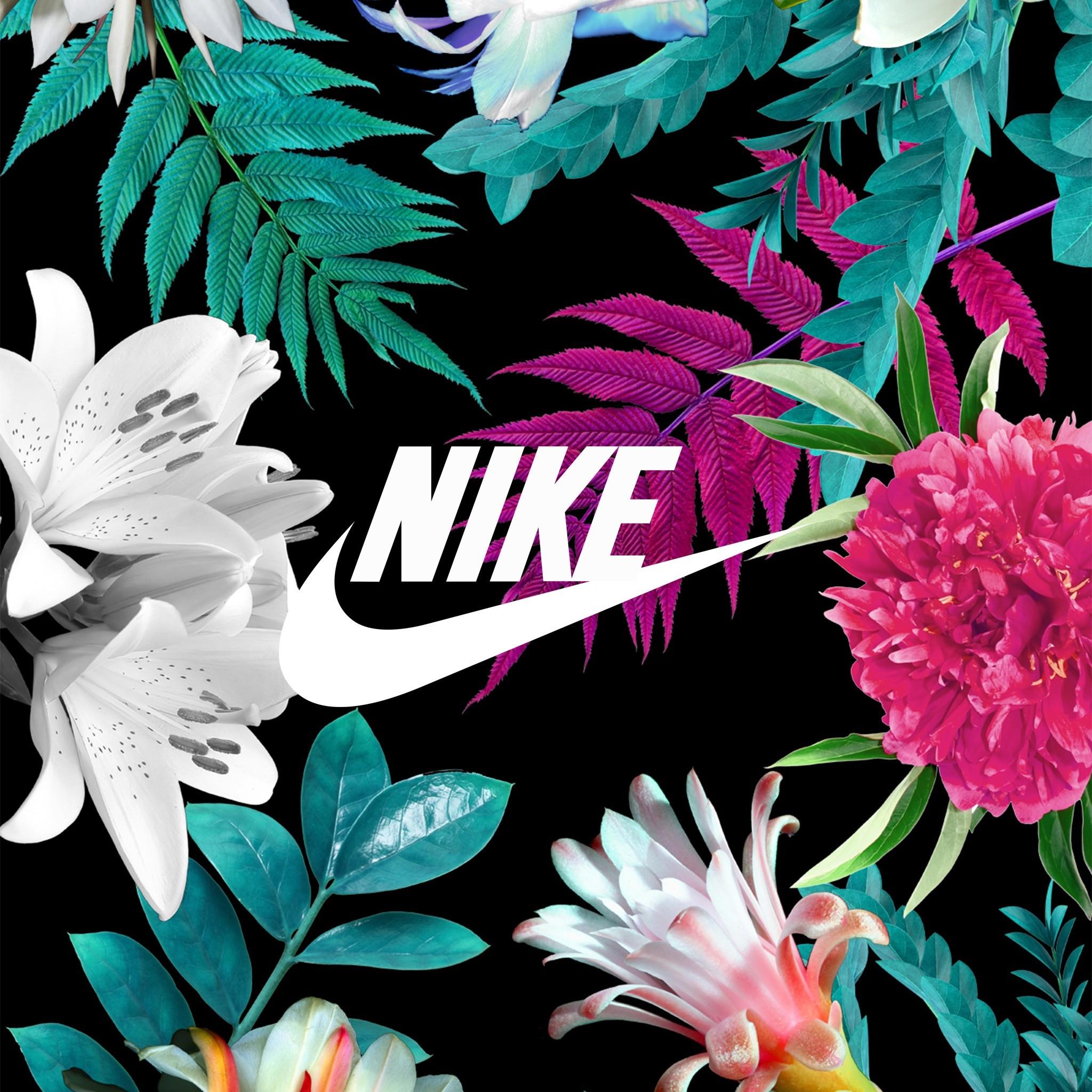 Nike Girl Wallpaper Iphone Dope Nike Wallpaper 79 Images