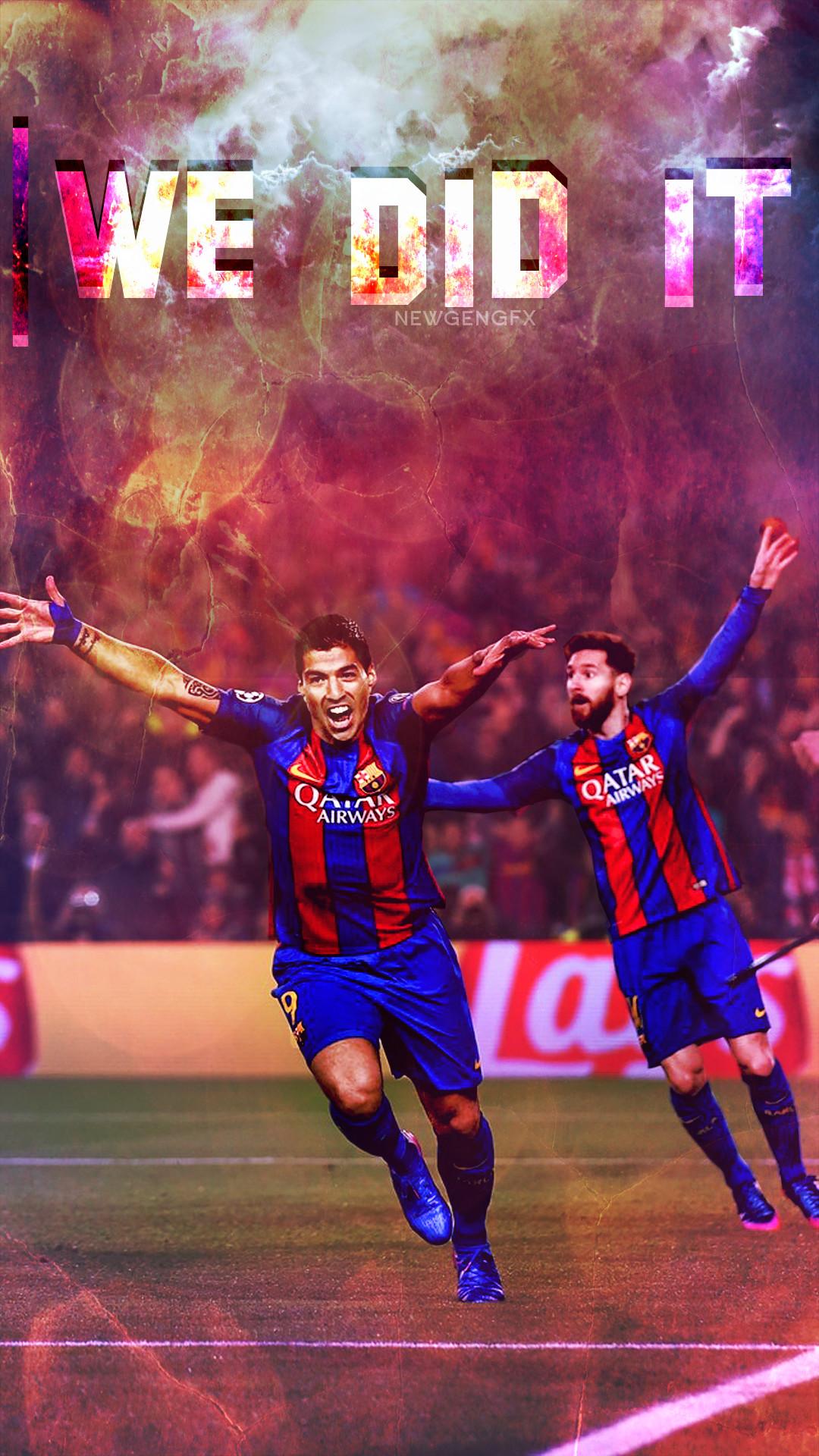 Messi Full Hd Wallpaper Suarez Fc Barcelona Wallpapers 78 Images