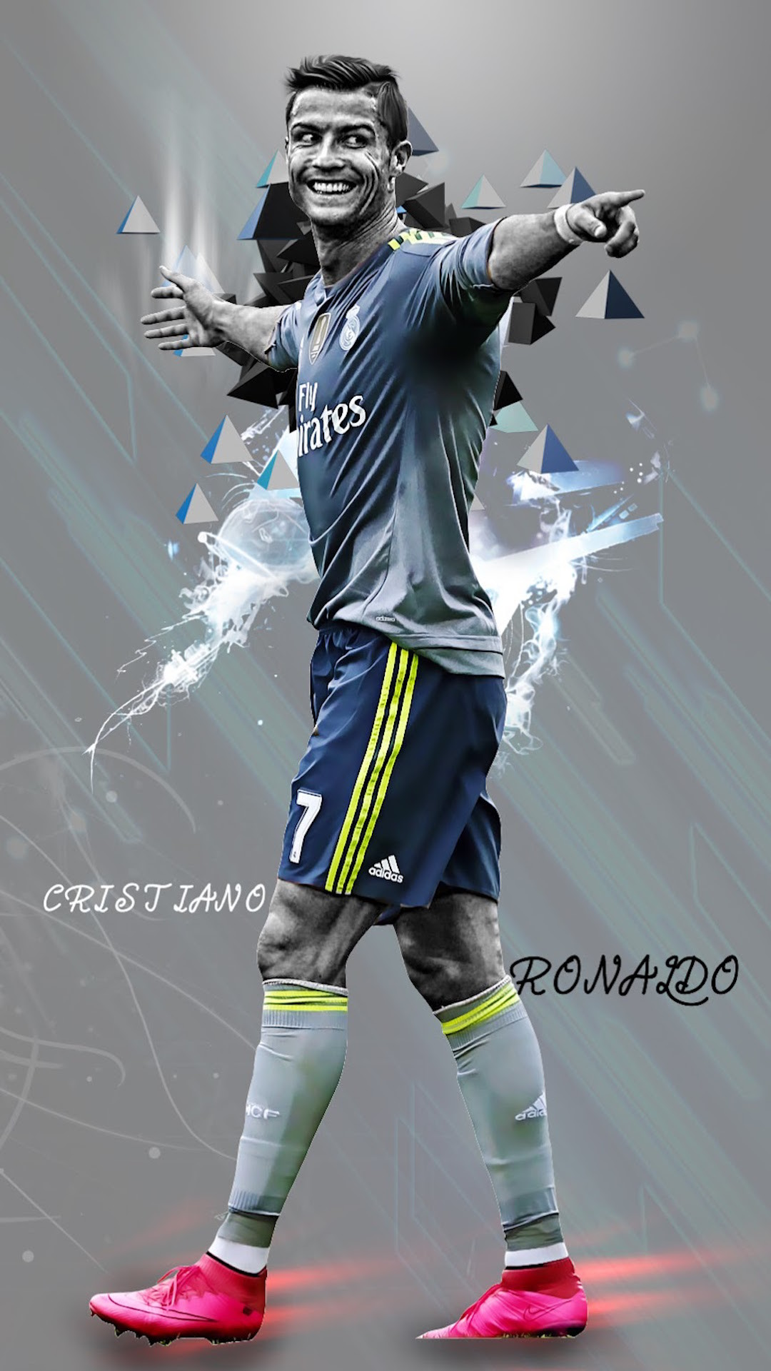1080x1920 Hd Wallpaper Portrait Cristiano Ronaldo Wallpaper 2018 Nike 61 Images