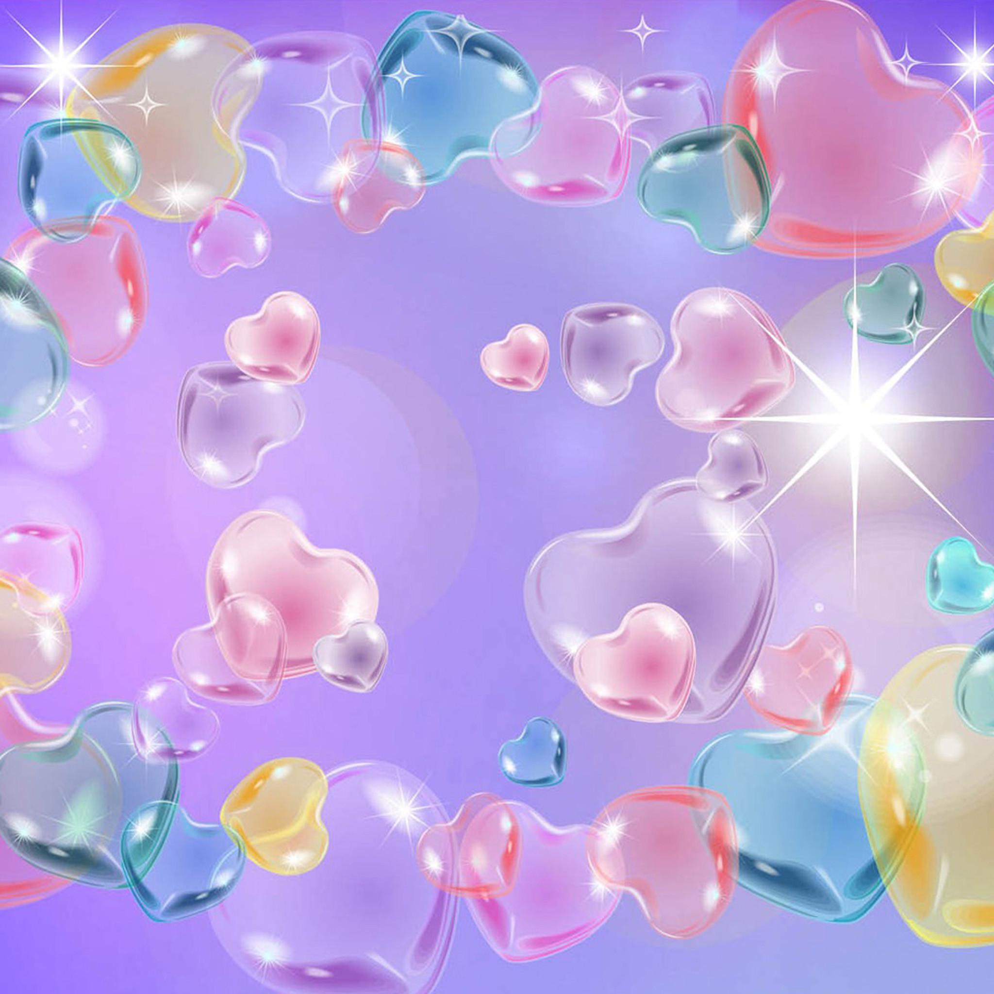 Bubble Wallpaper Hd Pink 3d Moving Bubbles Desktop Wallpaper 55 Images