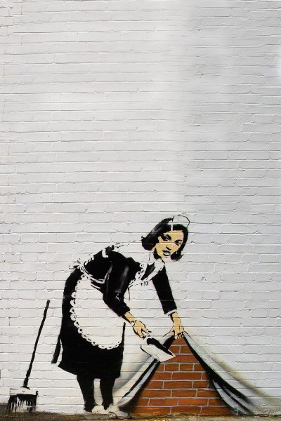 Banksy Wallpaper HD (77+ images)