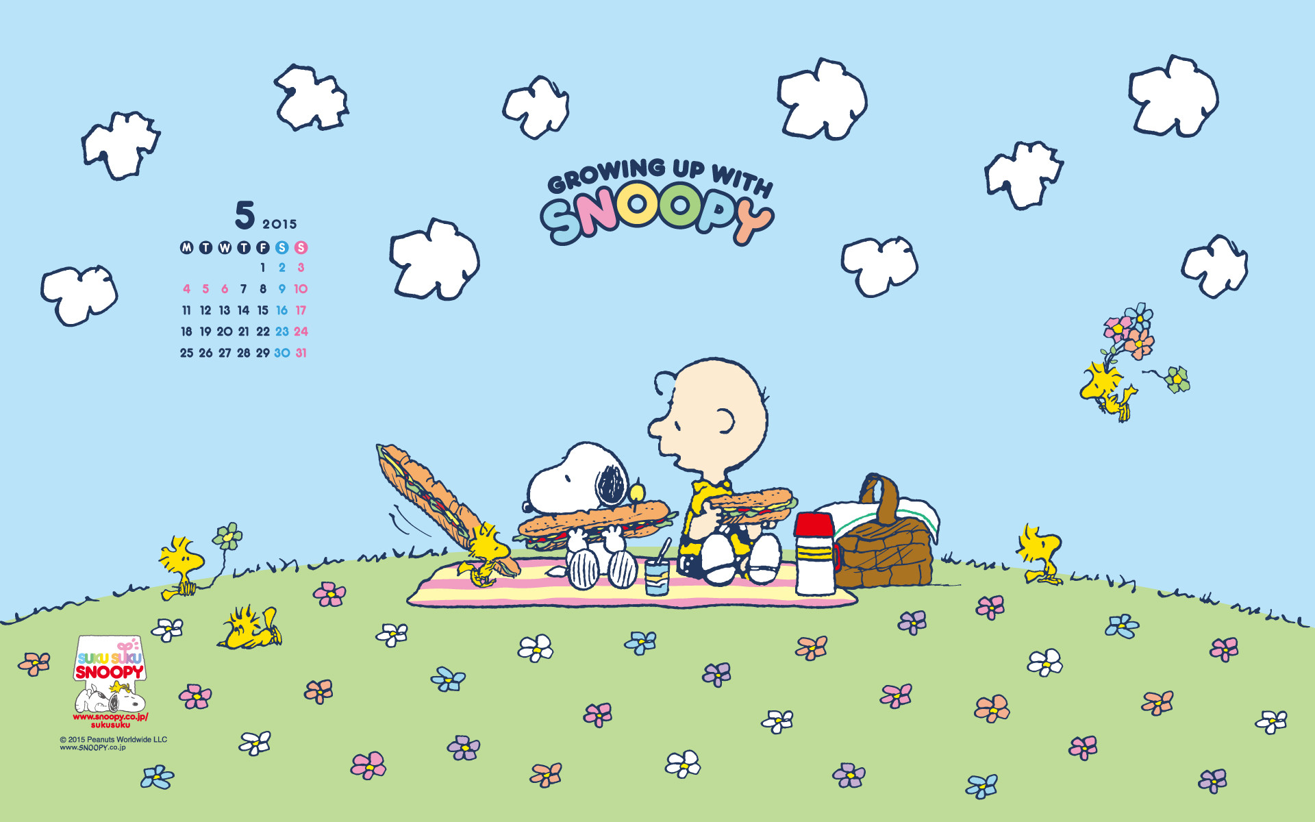 Snoopy Wallpaper Iphone 6 Snoopy And Woodstock Thanksgiving Wallpaper 56 Images