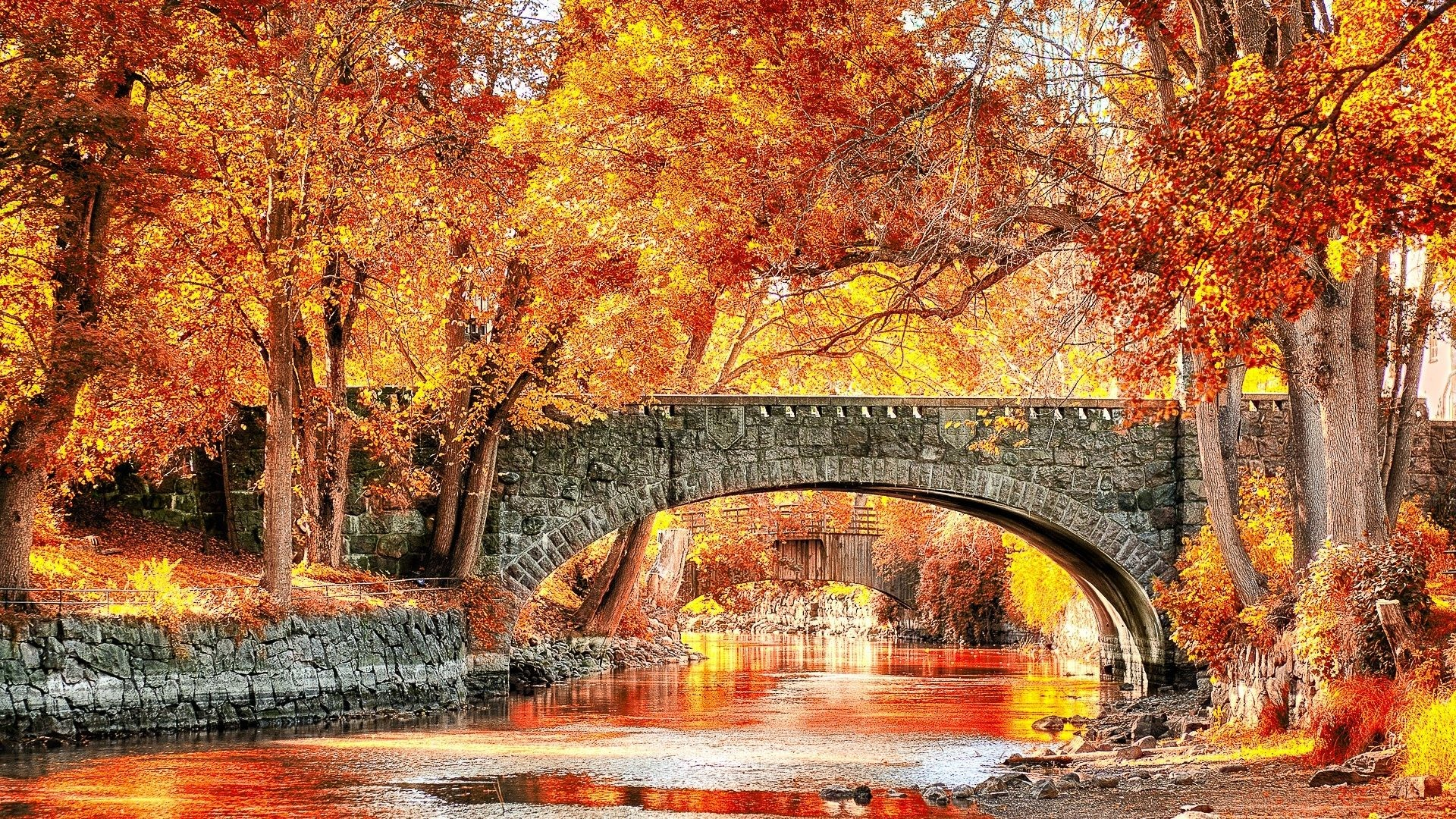 Fall Themed Computer Wallpaper Beautiful Fall Pictures Wallpaper 60 Images