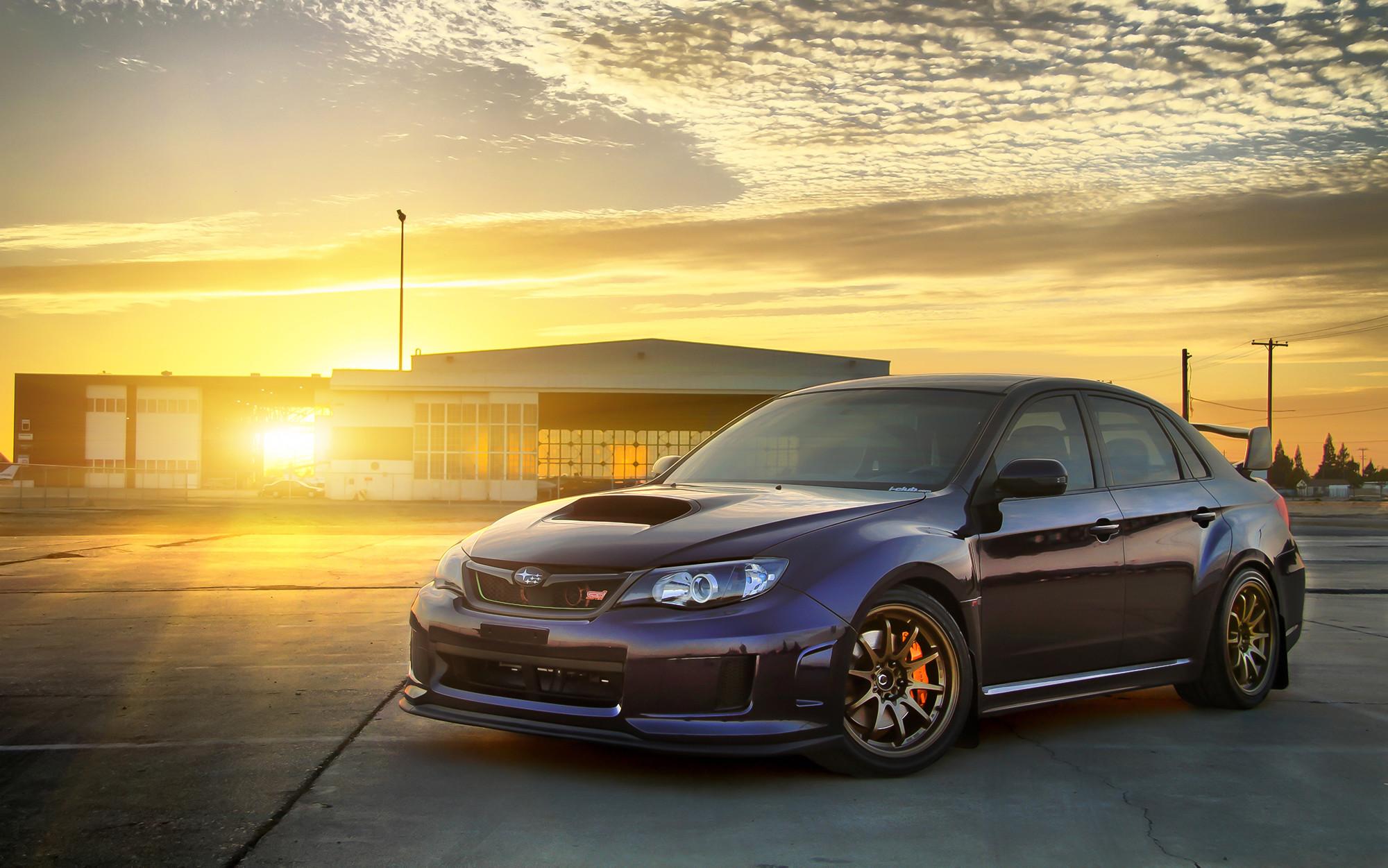 Epic Blue Car Wallpapers Subaru Wrx Wallpaper Hd 68 Images