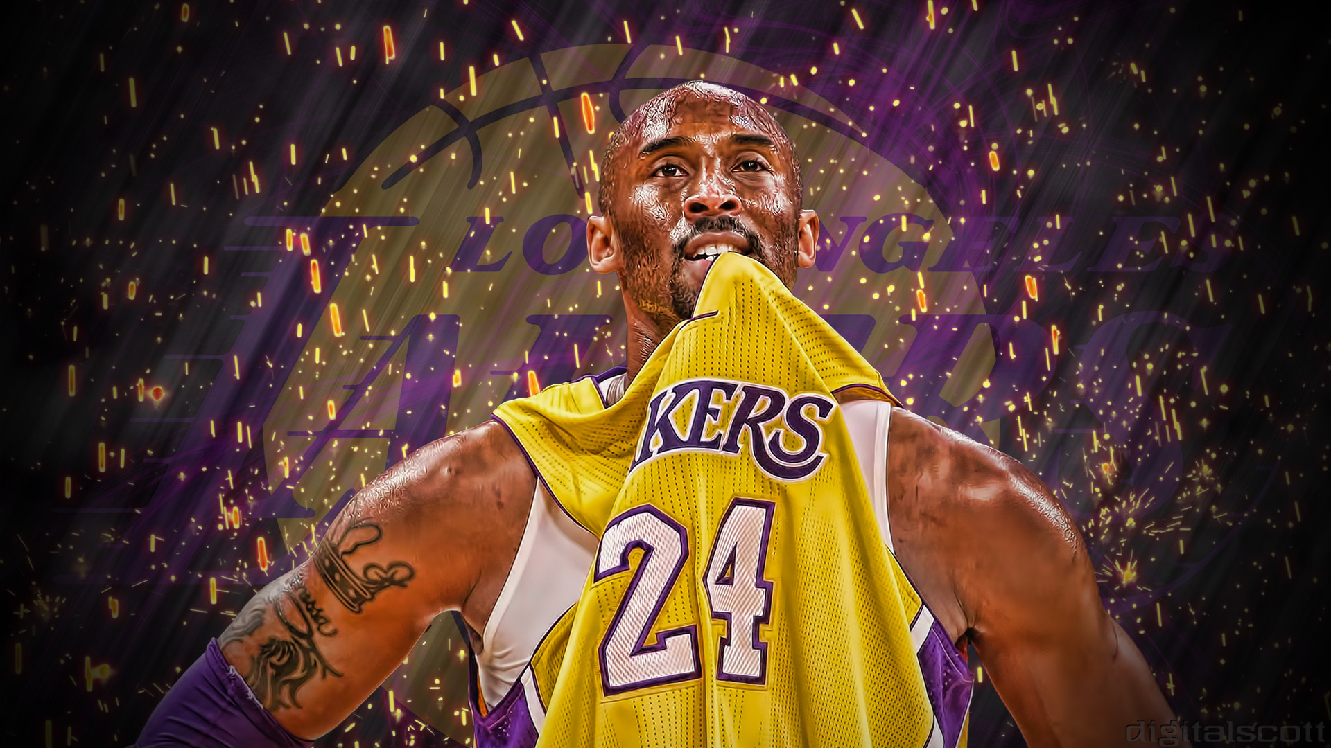 2k Wallpapers For Iphone X Kobe Bryant Dunk Wallpaper 70 Images