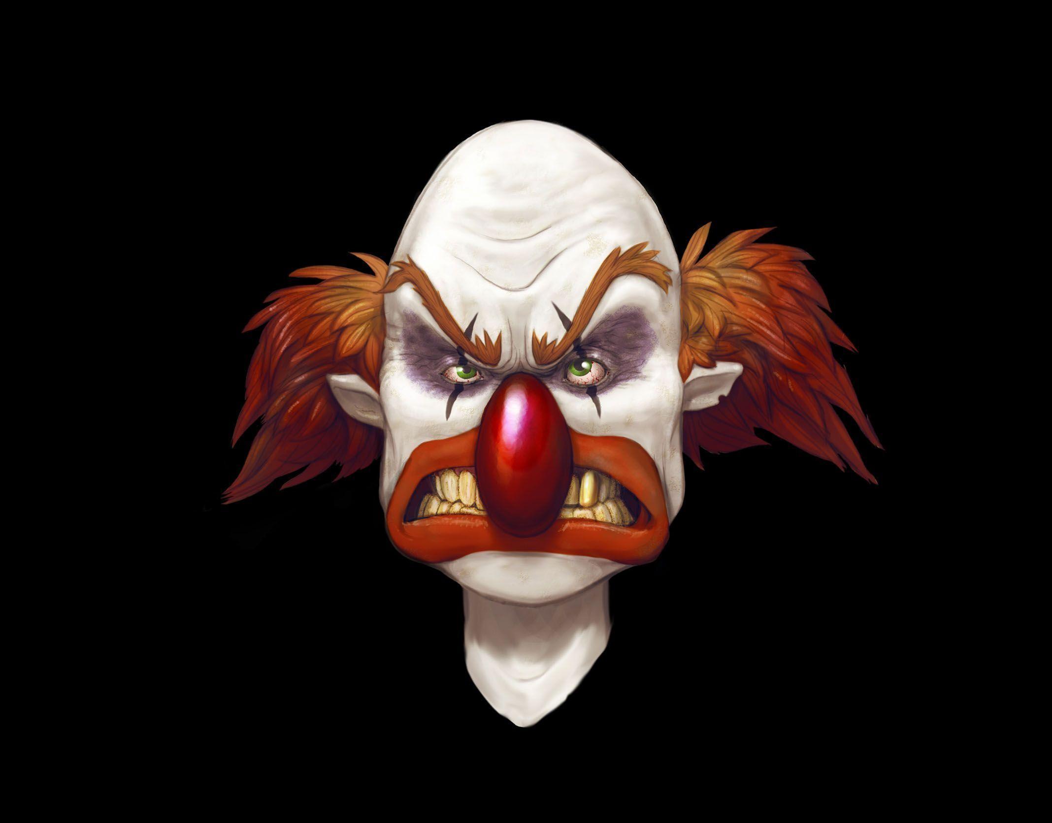 Clown Fish Wallpaper Iphone 6 Plus Scary Clown Wallpaper Screensavers 61 Images