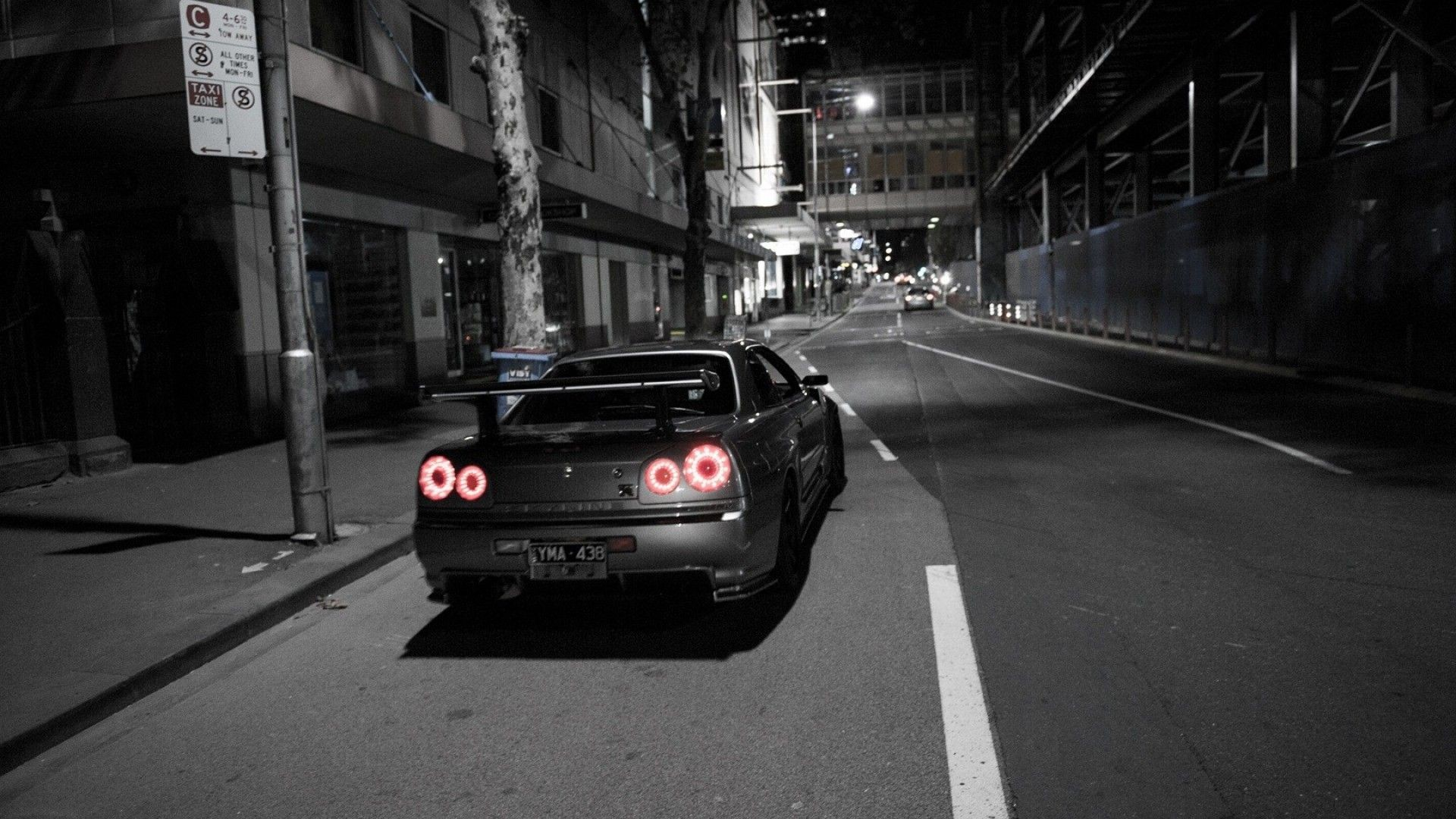 Fast And Furious Iphone 5 Wallpaper Nissan Skyline Gtr R34 Wallpaper 75 Images